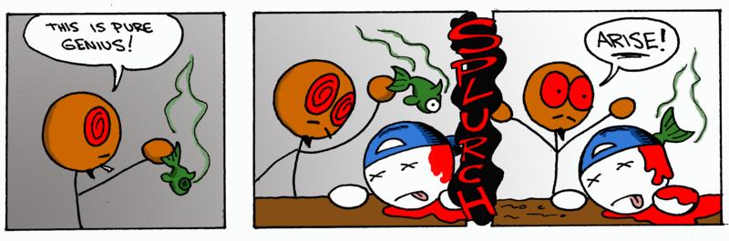 Fight Club: Epilogue Pt. 4 - Pure Genius!