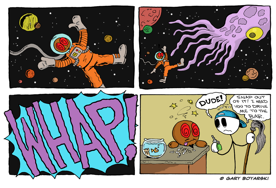 Space Mopster!