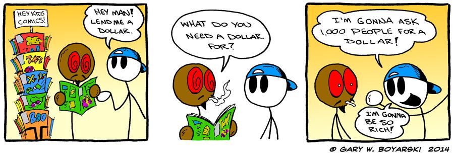 Dollar Daze - Part 1