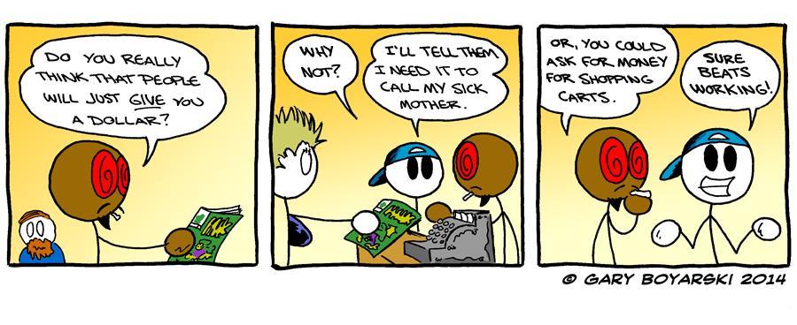Dollar Daze - Part 2